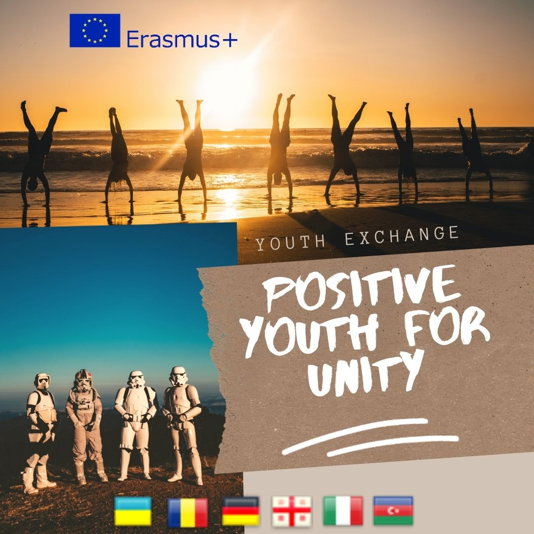 Positive Youth for Unity
