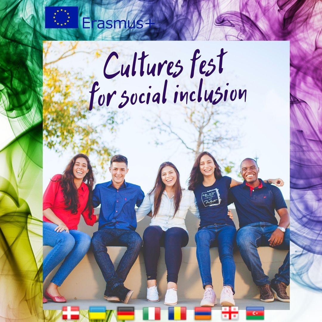 Cultures Fest for Social Inclusion