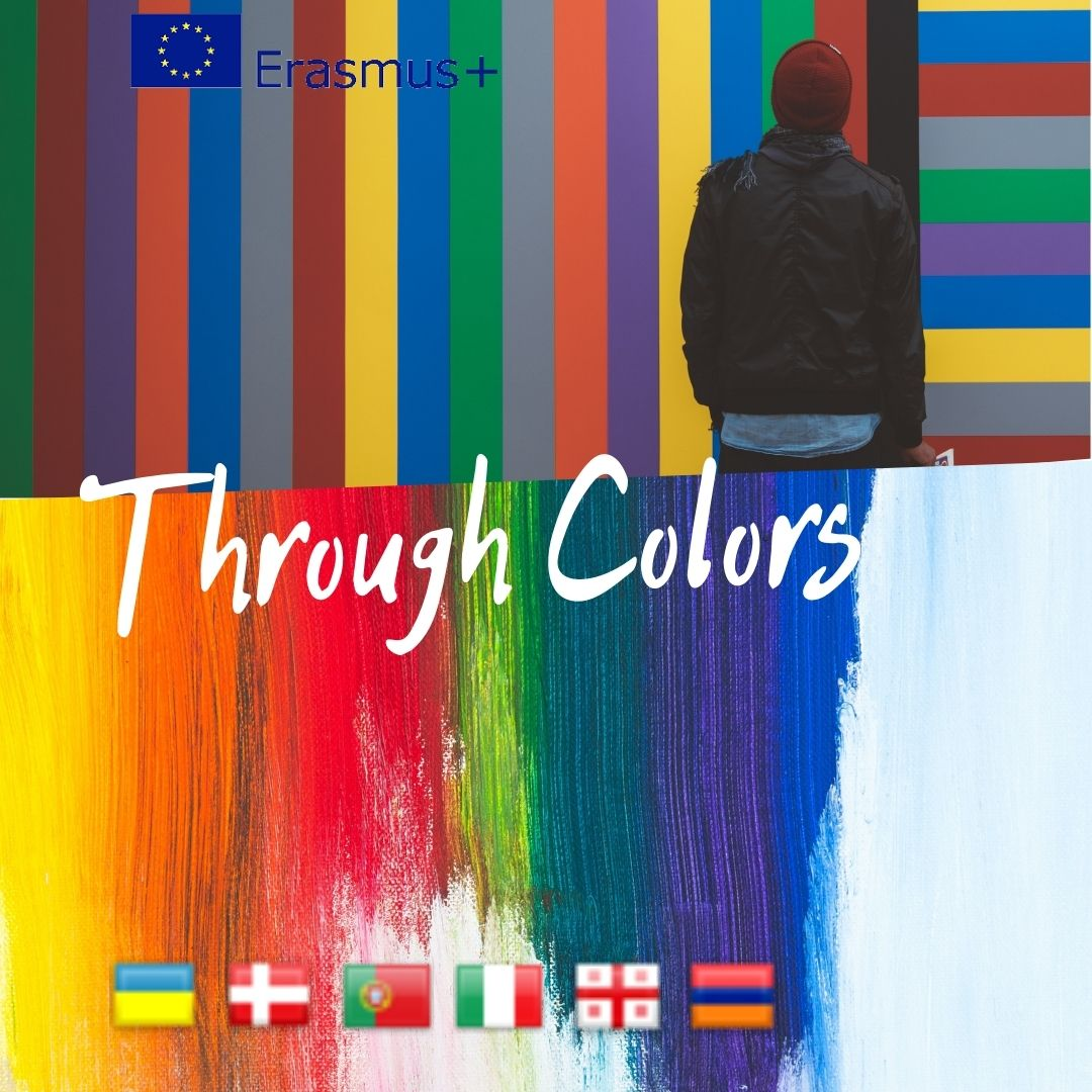 Through Colors – Youth Exchange on Street Art and Rural Development